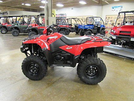 2018 Suzuki KingQuad 750 for sale 200596132